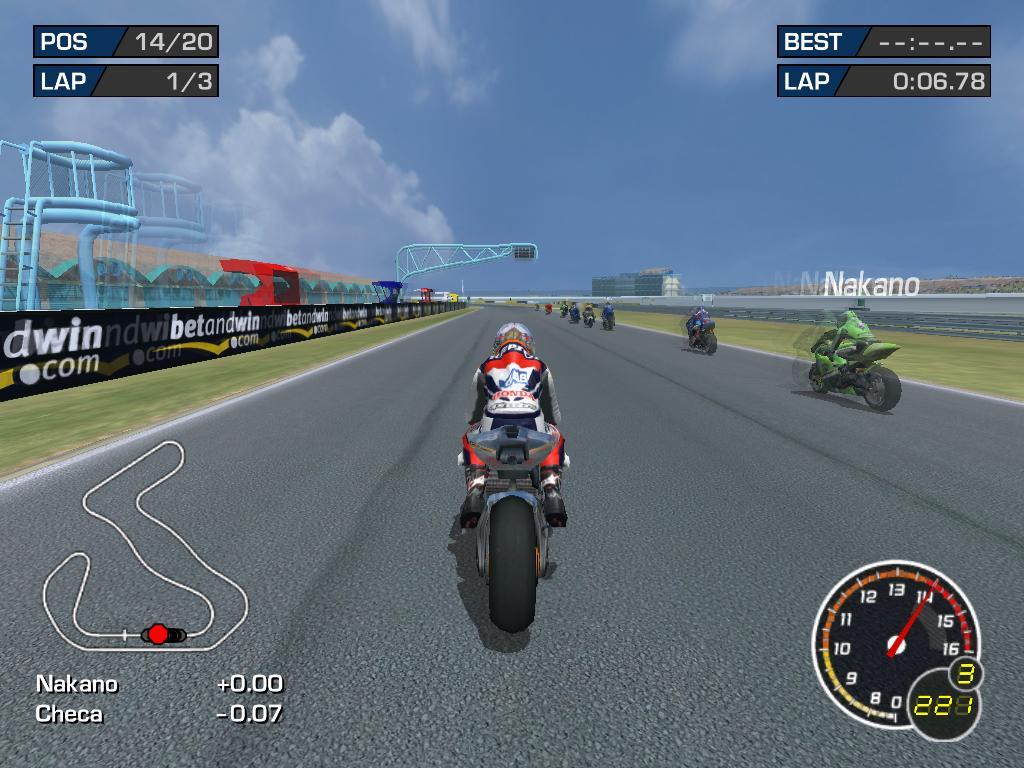 MotoGP 3 URT Free Download  PC Games