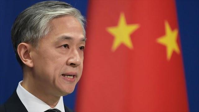 China reacciona a declaraciones de Joe Biden sobre islas en disputa