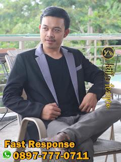 Blazer Pria Casual Pria Di Bandung