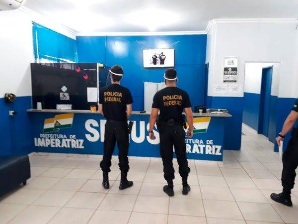 """""""BOMBA"""" - Prefeito de Imperatriz Assis Ramos é alvo de investigação da Polícia Federal em indícios de fraudes em Dispensa de Licitação"""