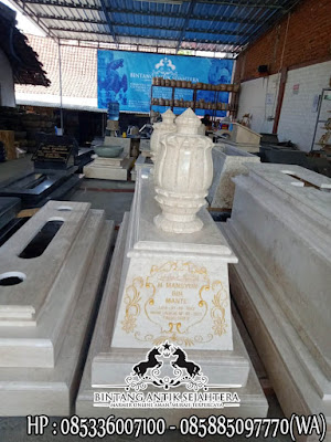 Batu Nisan Kuburan, Model Kuburan Batu Marmer, Kijing Makam Marmer
