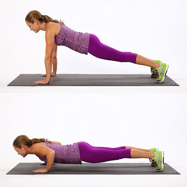 7 simple exercises that will transform your body in just 4 weeks