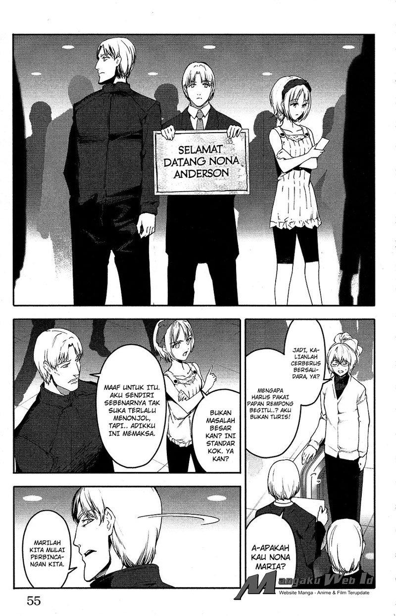 Darwin's Game Chapter 34-6