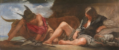 Diego Velázquez, Mercuri i Argos (1659), Museu del Prado, Madrid.