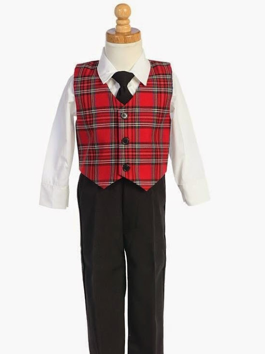 Holiday Formalwear Guide for Kids