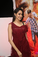 Pragya Jaiswal in Stunnign Deep neck Designer Maroon Dress at Nakshatram music launch ~ CelebesNext Celebrities Galleries 060.JPG