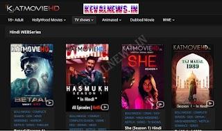 KatMovieHd 2021 : Free Download All Movies Hollywood & Bollywood