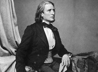 El más grande pianista de todos los tiempos, Franz Liszt