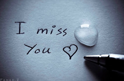 i miss you message for my love