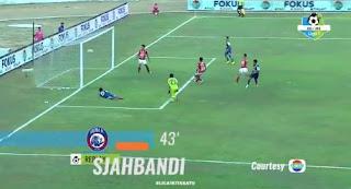 Arema FC vs Bali United 3-1