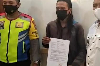 Pemuda Dipasuruan Diamankan Gara- Gara Pelesetkan Pancasila