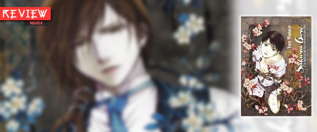 Reseña manga - Sakura Gari: En busca de los cerezos en flor (Yuu Watase) - ECC Ediciones