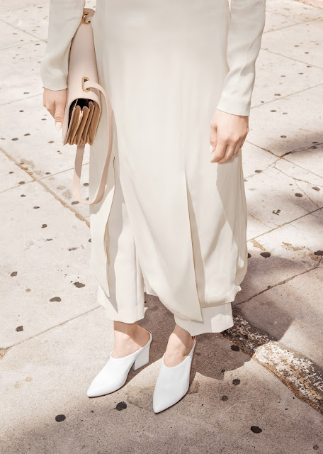 Editorial Fashion - White on White - by &Other Stories