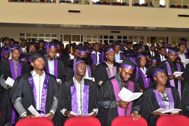 FUTA Matriculates Postgraduate Students