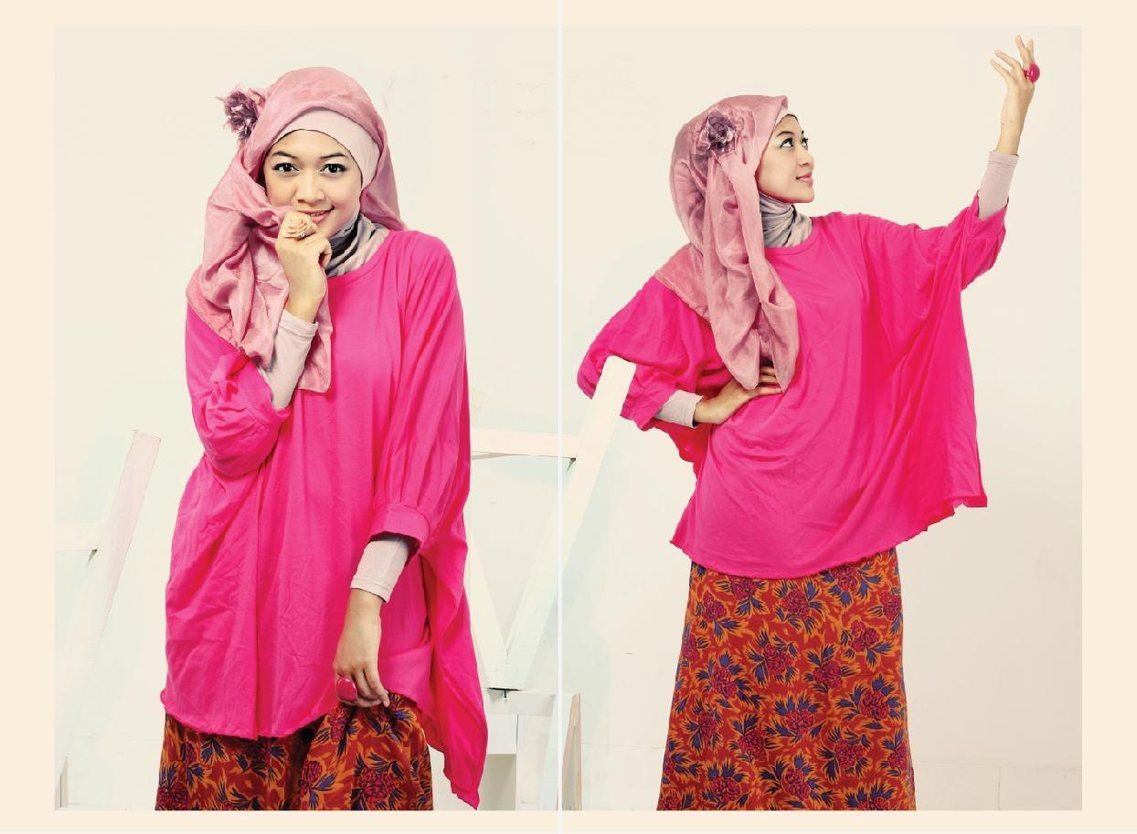 Model Hijab Terbaru Untuk Lebaran Idul Fitri Mode Dan Kecantikan