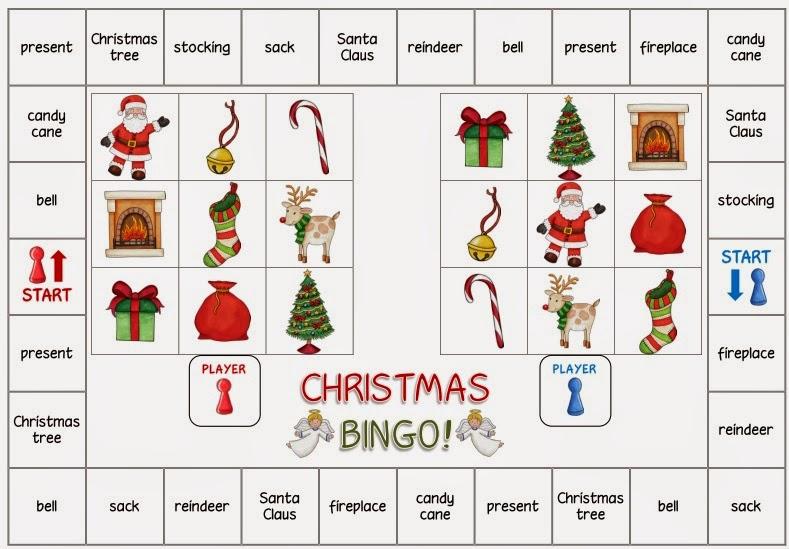 ideenreise bingospiele christmas gastmaterial. Black Bedroom Furniture Sets. Home Design Ideas