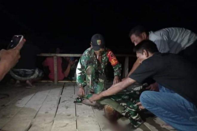 Pindong, Korban Tenggelam di Watu Ditemukan Tak Bernyawa Setelah 24 Jam Pencarian