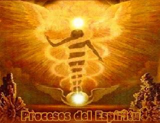 En mensajes anteriores ya les hablé de algunos Procesos del Espíritu referidos a la Unidad de sus Almas con el cuerpo y el Espíritu, de sus campos electromagnéticos, la incidencia del espacio tiempo en la construcción de su realidad y del movimiento de sus Energías para la manifestación de sus deseos.