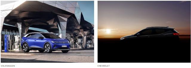 Volkswagen ID.4 atau Chevrolet Bolt EUV
