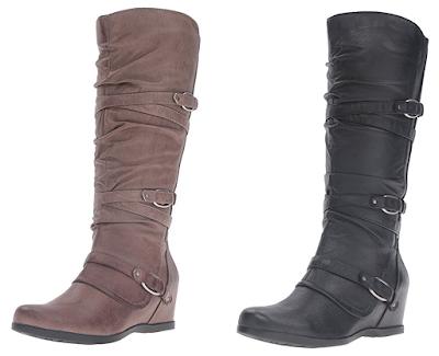 BareTraps Qacha Slouch Boots $50 (reg $99)
