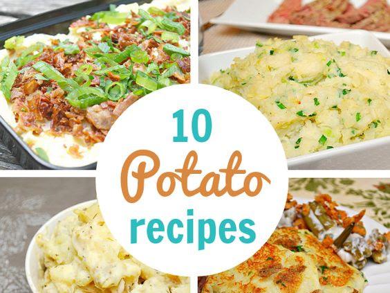 Round Up: Potato Passion!