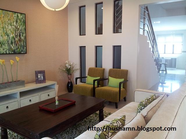 Nice Deco Kan Cermin Kat Tangga Tu Memang Design Rumah Ni Mcm One Thing Yang Saya Pasal Ialah Kedudukan Bahagian Tengah