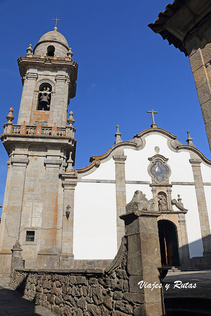 Iglesia de Santa María, La Guardia