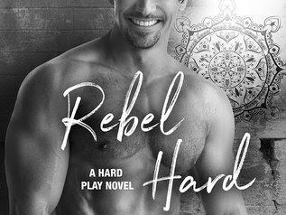 I Met My Future Husband ... In A Book (*Insert Crying Emojis*): Rebel Hard by Nalini Singh