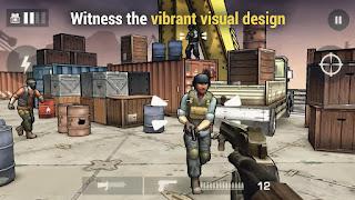 Games Major Gun war on terror Mod Apk v3.9 Terbaru