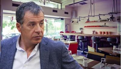 Ανοίγει ξανά εστιατόριο ο Σταύρος Θεοδωράκης