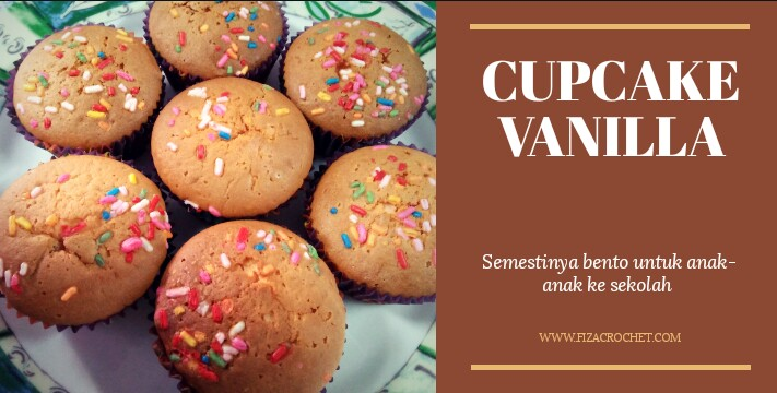 Cupcake Vanila in the house!