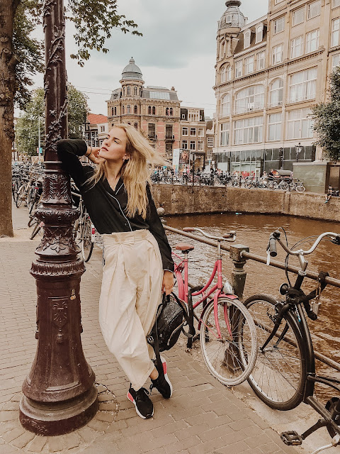 Amsterdam outfit |