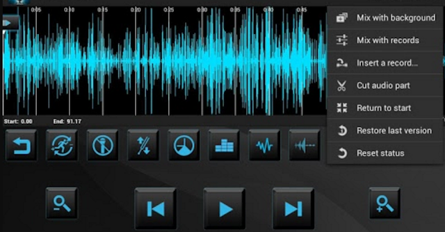 Voice PRO HQ Audio Editor APK Free Download
