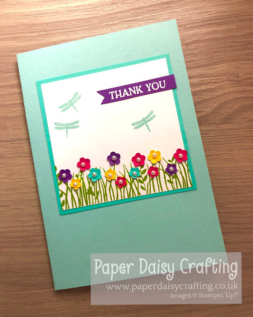 Nigezza Creates with Stampin' Up! &  friends The Project Share 18th June 2020