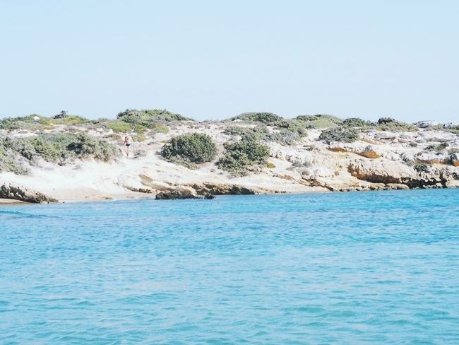 photos of Mikri Santa beach Paros