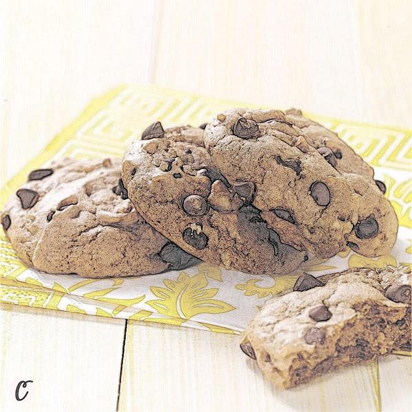 Vegan Chocolate Chip 🍪 Cookies