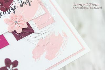 stampinup; matchthesketch; Jahr voller Farben; Work of Art; Blumige Grußkarte; Stampinup bestellen; Kostenloser stampinup Katalog; Geschenke stampinup; Stempelparty Recklinghausen