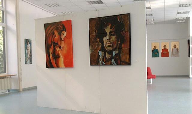 Ausstellung Visuelle Synapsen in München