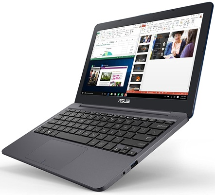 ASUS L203MA-DS04: ultrabook de 11'' con Windows 10 Home y autonomía de hasta 10 horas