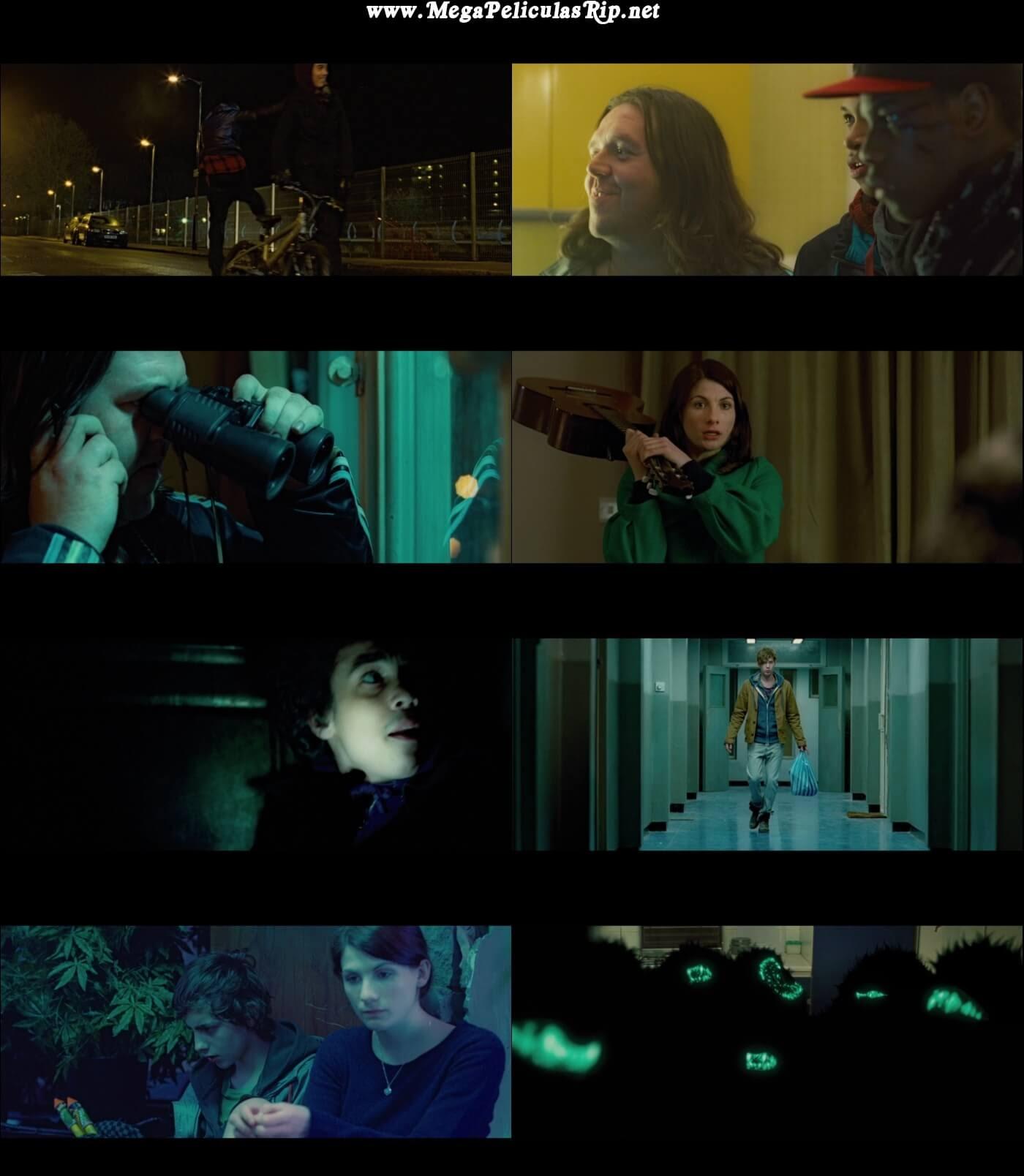 Ataque Extraterrestre 1080p Latino