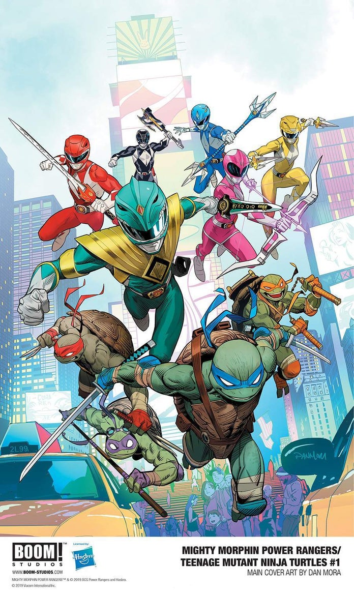 Komik power rangers indonesia