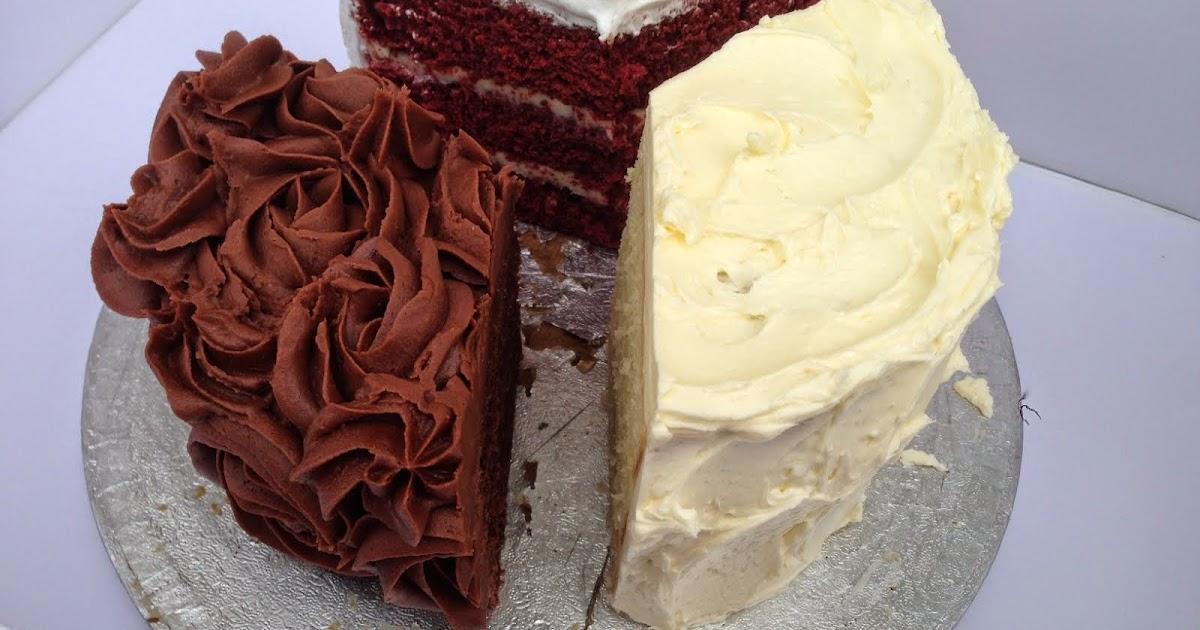 Red Velvet Cake Recipe Uk Nigella: Abi Makes (Made By Abi): Practise Wedding Cakes