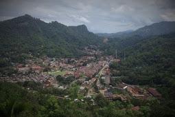 Kota Emas Hitam Sawahlunto
