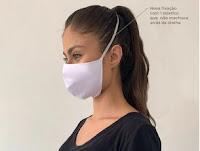 Fashion Masks Petrobras Premmia: Mapa das Máscaras Solidárias