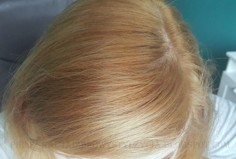 Schwarzkopf Color Expert 10.1 mroźny blond - efekt na ciemny blond