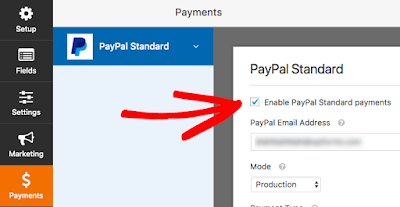 How to install the PayPal add-on