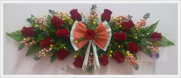 Bunga Dinding Gubahan