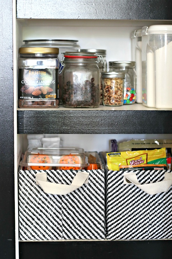 kitchen organization, pantry, holiday prep ideas