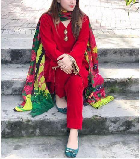 Punjabi Girls in Salwar Suits