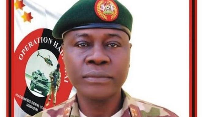 New Chief of Army staff biography: Profile of Major General Farouk Yahaya wey President Buhari appoint to take ova from late Lieutenant General Ibrahim Attahiru